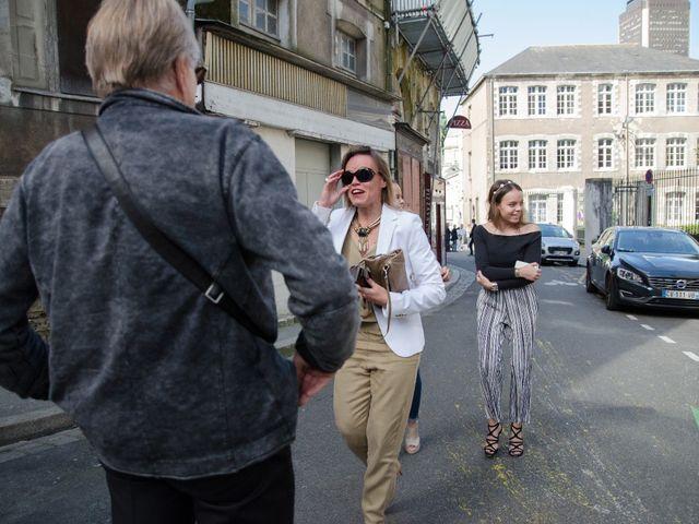 Le mariage de Julien et Maëlle à Nantes, Loire Atlantique 27