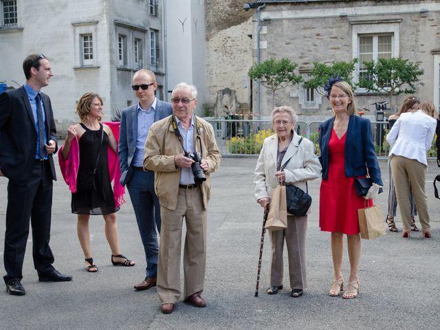 Le mariage de Julien et Maëlle à Nantes, Loire Atlantique 28