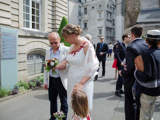 Le mariage de Julien et Maëlle à Nantes, Loire Atlantique 30