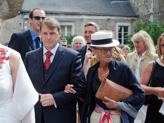 Le mariage de Julien et Maëlle à Nantes, Loire Atlantique 31