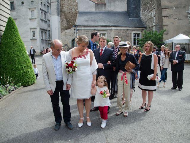 Le mariage de Julien et Maëlle à Nantes, Loire Atlantique 32