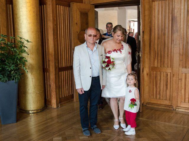 Le mariage de Julien et Maëlle à Nantes, Loire Atlantique 36