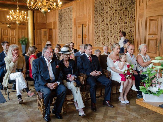 Le mariage de Julien et Maëlle à Nantes, Loire Atlantique 39