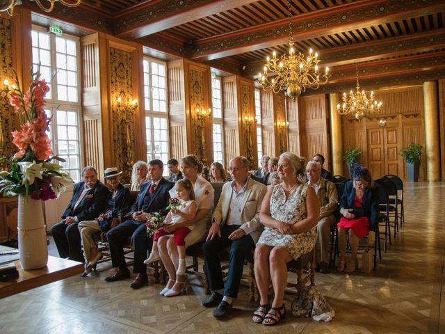 Le mariage de Julien et Maëlle à Nantes, Loire Atlantique 40
