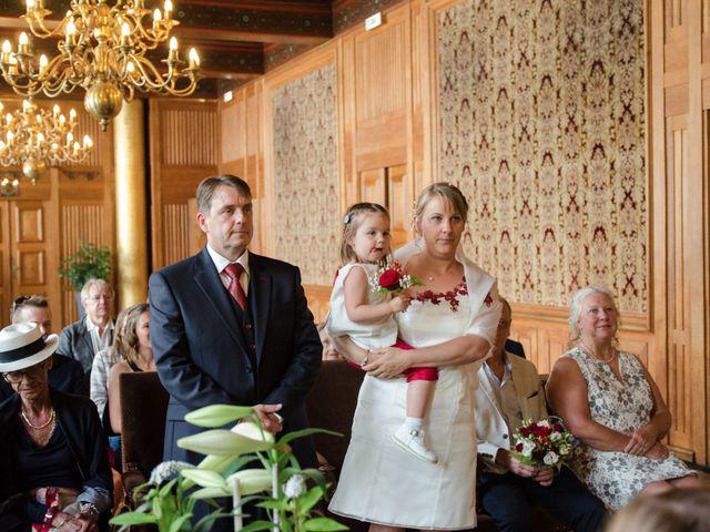 Le mariage de Julien et Maëlle à Nantes, Loire Atlantique 41