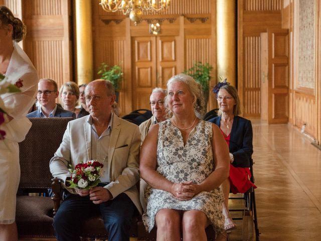 Le mariage de Julien et Maëlle à Nantes, Loire Atlantique 43