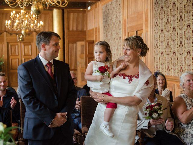 Le mariage de Julien et Maëlle à Nantes, Loire Atlantique 44