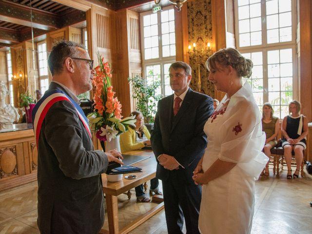 Le mariage de Julien et Maëlle à Nantes, Loire Atlantique 45