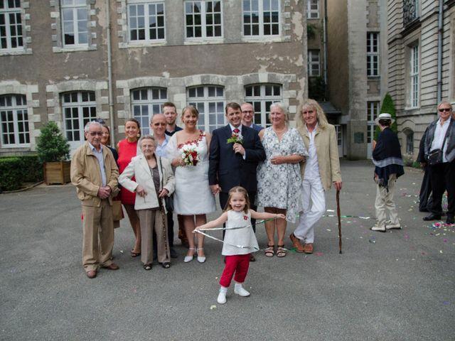 Le mariage de Julien et Maëlle à Nantes, Loire Atlantique 46