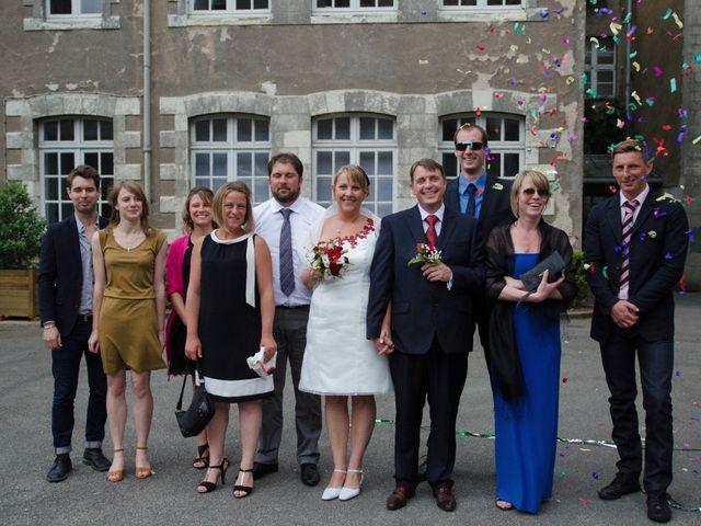 Le mariage de Julien et Maëlle à Nantes, Loire Atlantique 47