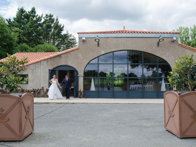 Le mariage de Julien et Maëlle à Nantes, Loire Atlantique 48