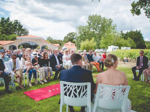 Le mariage de Julien et Maëlle à Nantes, Loire Atlantique 52