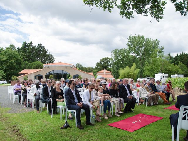 Le mariage de Julien et Maëlle à Nantes, Loire Atlantique 53