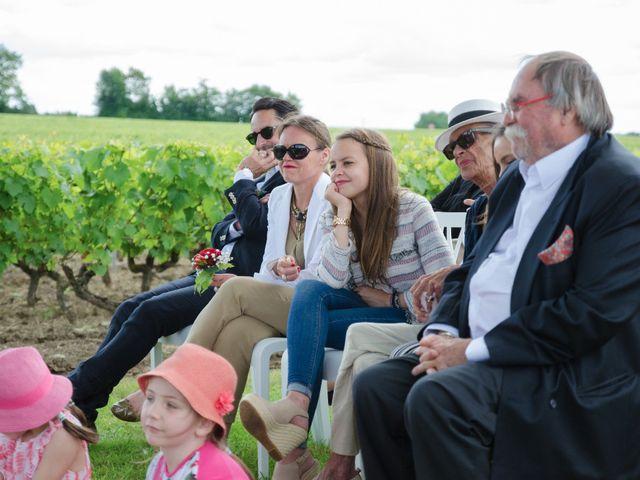 Le mariage de Julien et Maëlle à Nantes, Loire Atlantique 63