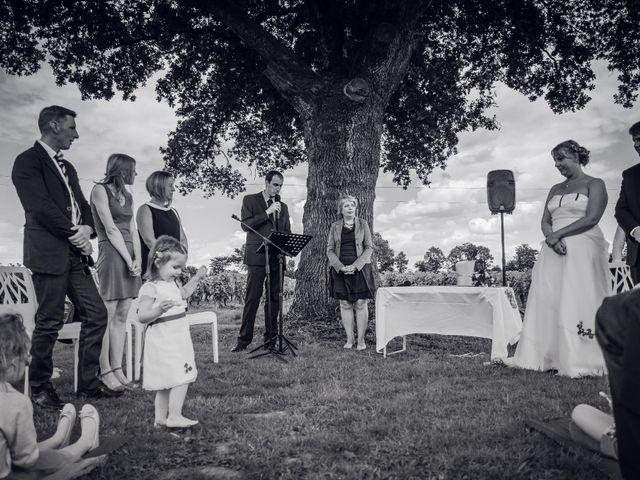 Le mariage de Julien et Maëlle à Nantes, Loire Atlantique 64