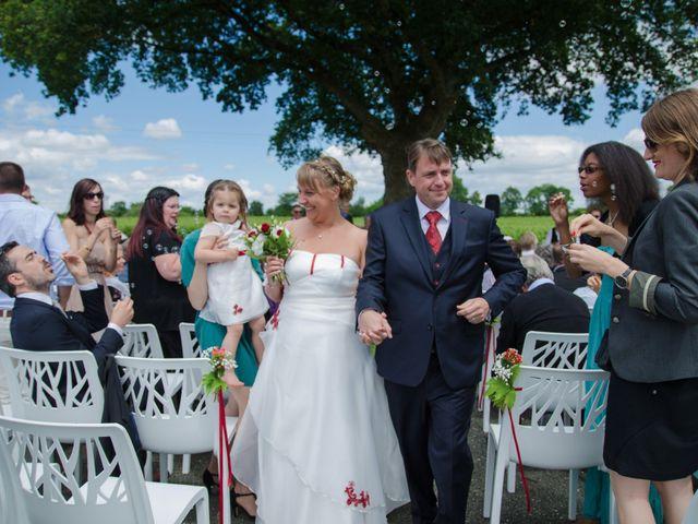 Le mariage de Julien et Maëlle à Nantes, Loire Atlantique 73