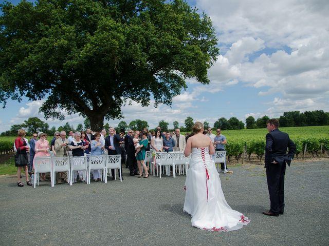 Le mariage de Julien et Maëlle à Nantes, Loire Atlantique 74