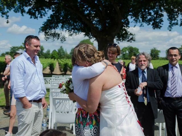 Le mariage de Julien et Maëlle à Nantes, Loire Atlantique 78