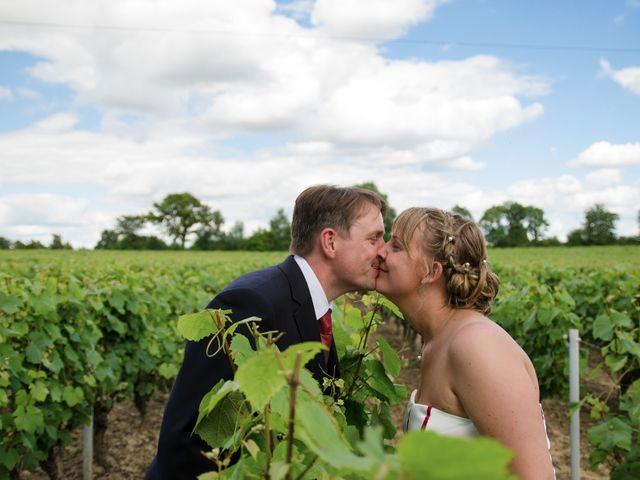 Le mariage de Julien et Maëlle à Nantes, Loire Atlantique 87