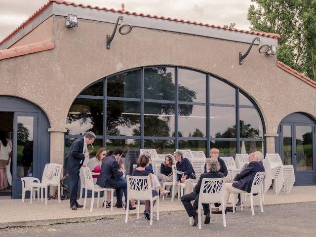 Le mariage de Julien et Maëlle à Nantes, Loire Atlantique 117