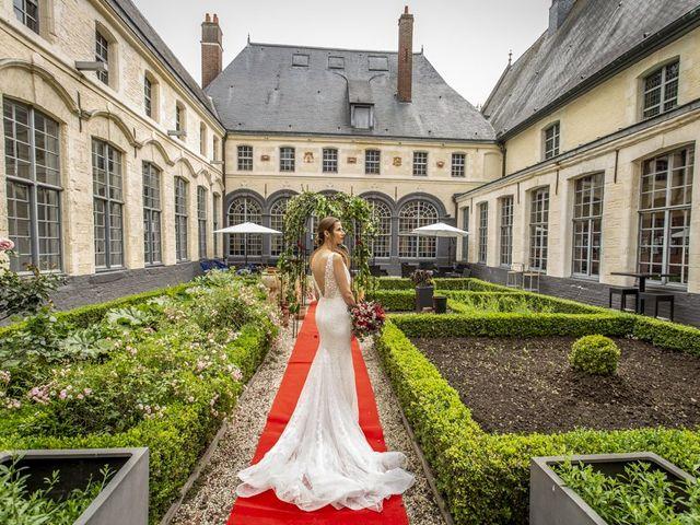 Le mariage de Emmanuel et Anne à Lille, Nord 1