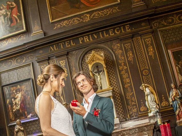 Le mariage de Emmanuel et Anne à Lille, Nord 95