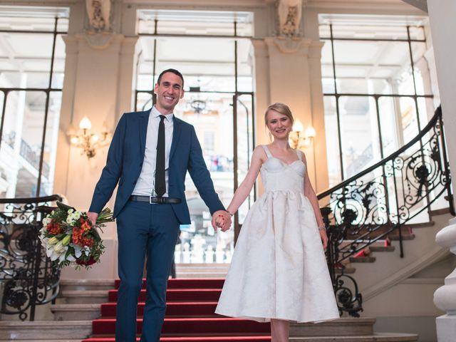 Le mariage de Nabil et Marina à Paris, Paris 4