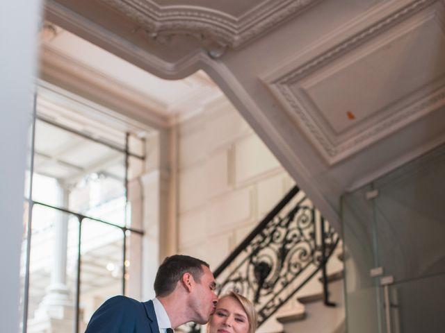 Le mariage de Nabil et Marina à Paris, Paris 5