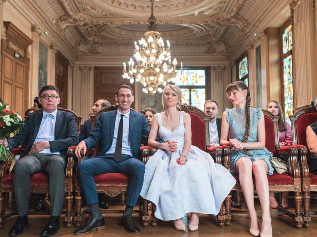 Le mariage de Nabil et Marina à Paris, Paris 9