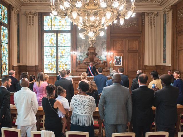 Le mariage de Nabil et Marina à Paris, Paris 10