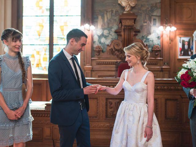Le mariage de Nabil et Marina à Paris, Paris 12