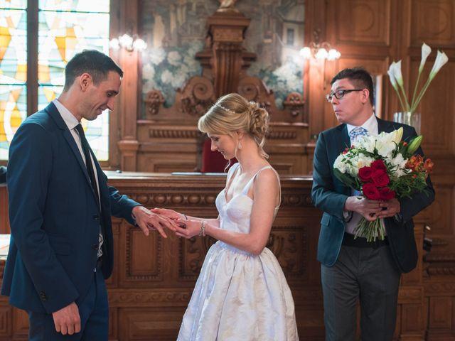 Le mariage de Nabil et Marina à Paris, Paris 13