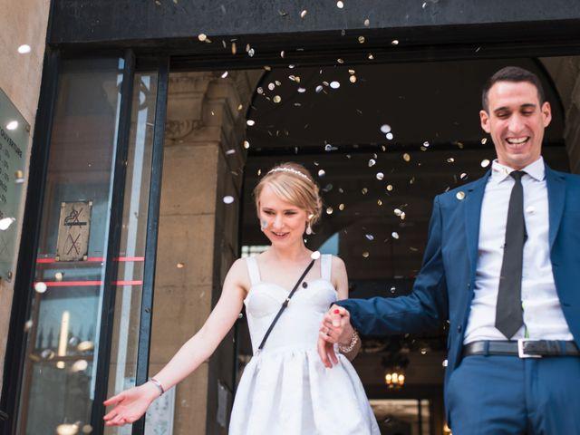 Le mariage de Nabil et Marina à Paris, Paris 17