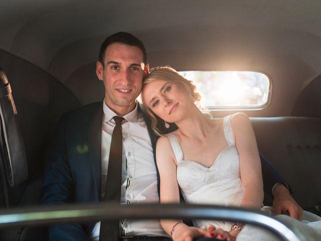 Le mariage de Nabil et Marina à Paris, Paris 20