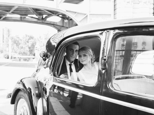 Le mariage de Nabil et Marina à Paris, Paris 22