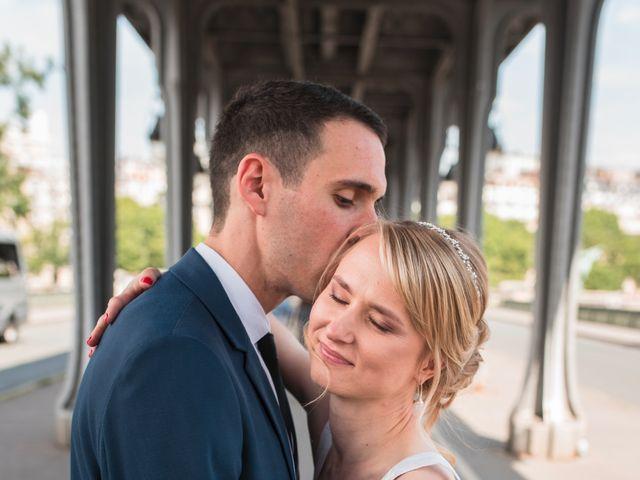 Le mariage de Nabil et Marina à Paris, Paris 24