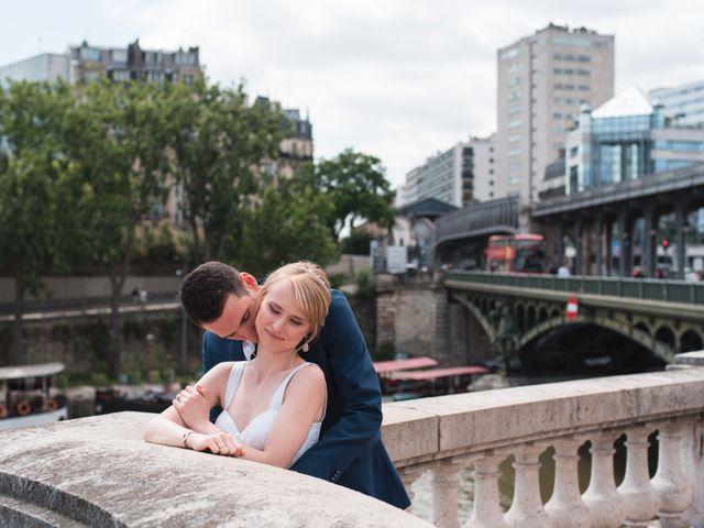 Le mariage de Nabil et Marina à Paris, Paris 29