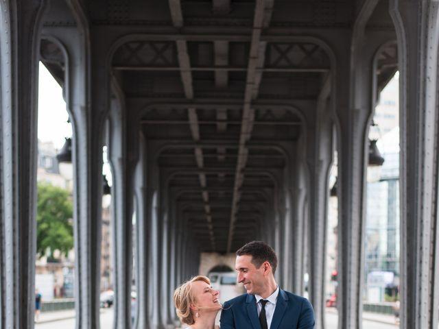 Le mariage de Nabil et Marina à Paris, Paris 31