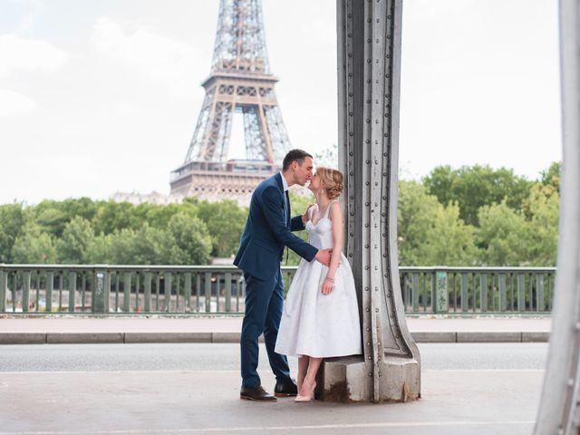 Le mariage de Nabil et Marina à Paris, Paris 1