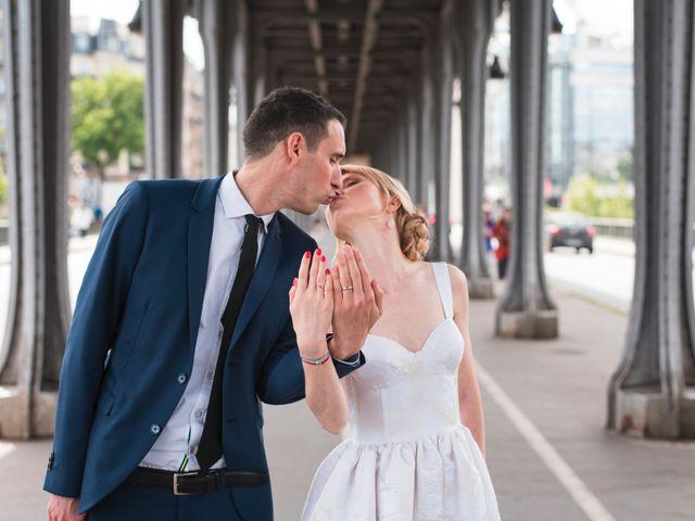 Le mariage de Nabil et Marina à Paris, Paris 32