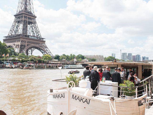 Le mariage de Nabil et Marina à Paris, Paris 34