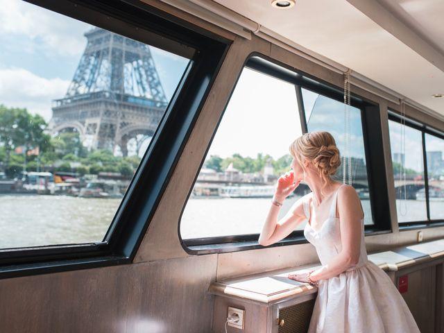 Le mariage de Nabil et Marina à Paris, Paris 2