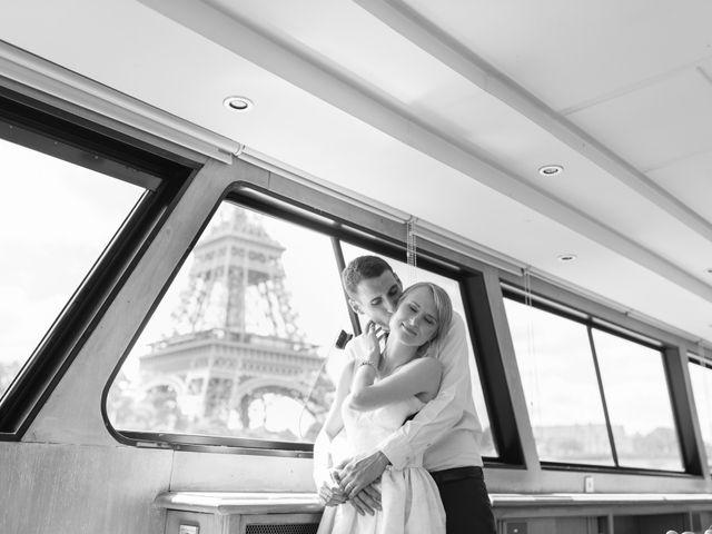 Le mariage de Nabil et Marina à Paris, Paris 42
