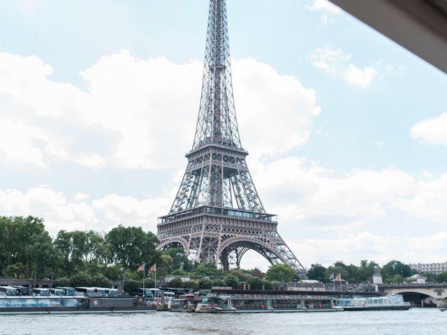 Le mariage de Nabil et Marina à Paris, Paris 44