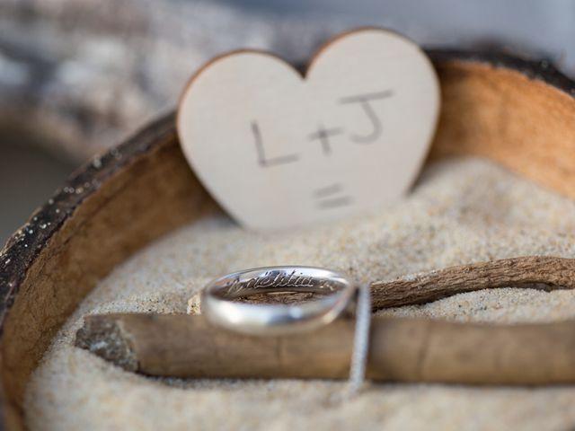 Le mariage de Julien et Laëtitia à Biscarrosse, Landes 5