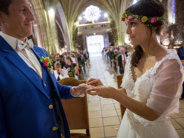 Le mariage de Julien et Laëtitia à Biscarrosse, Landes 40