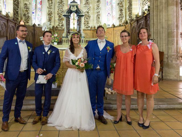 Le mariage de Julien et Laëtitia à Biscarrosse, Landes 47