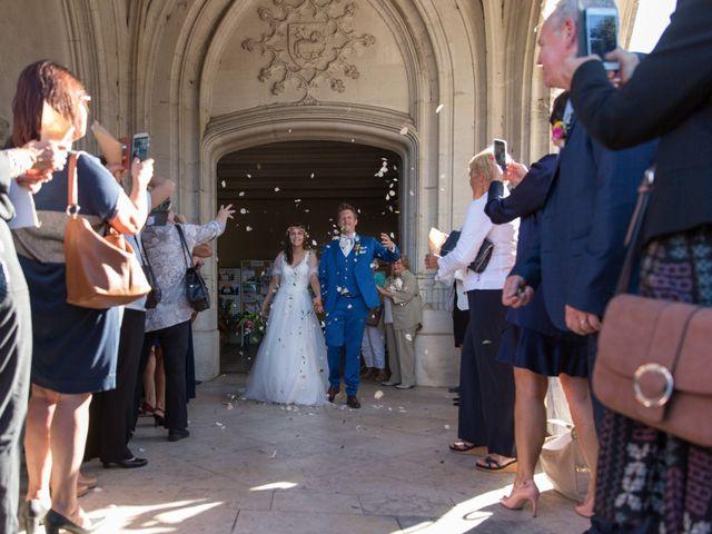 Le mariage de Julien et Laëtitia à Biscarrosse, Landes 49