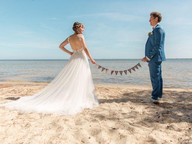 Le mariage de Julien et Laëtitia à Biscarrosse, Landes 60
