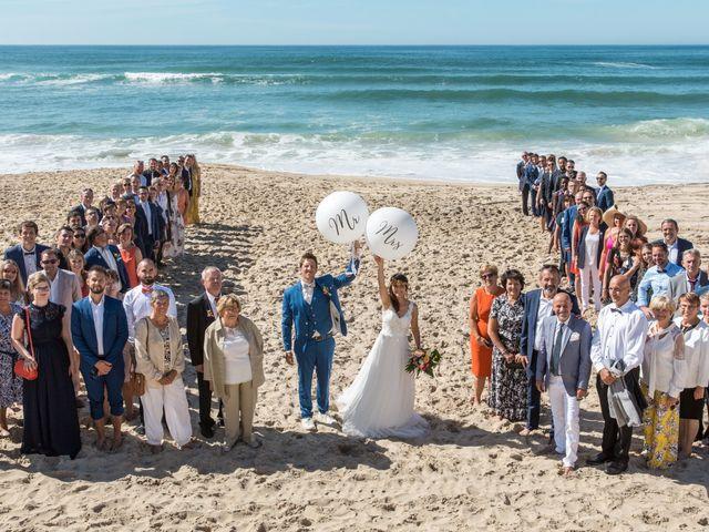 Le mariage de Julien et Laëtitia à Biscarrosse, Landes 61
